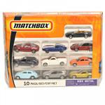Matchbox Set of 10 Cars