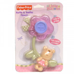 Fisher-Price Rattle & Teethe Flower