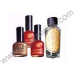 Lakme Nail Enamel & Remover - 3 Pcs Of Nail Paint + 1 Nail Remover