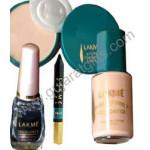 Lakme Hamper - 1 - Eye Liner + Eye Kajal + Compact + Foundation