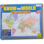 Puzzle Know Your World