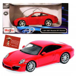 Maisto 1997 Porsche 911 Carrera