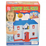 My Country Doll House with Furniture