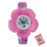 Titan Zoop Analog Pink Dial Kids Watch