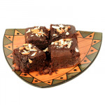 Chocolate Almond Brownies