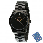 Sonata Analog Black Watch