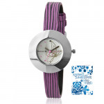 Sonata Analog Multi-Color Watch