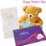 "Fragrance Combo - Charlie White, Celebrations, Teddy 12"" and Card"