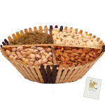 Assorted Dryfruit Basket 1 kg
