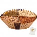 Assorted Dryfruit Basket 1 kg