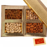 Assorted Dryfruits 500 gms