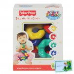 Fisher-Price Baby Activity Chain Rattle