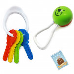 Little's Baby's First Toy - Key and Super