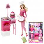 Barbie Cake Baker
