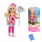 Barbie Chelsea - Butterfly Net