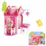 Barbie Chelsea and Friends Clubhouse