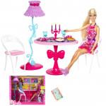 Barbie Glam Dining Room