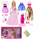 Barbie Glam Fashion Collection