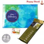 Celebrations - Cadbury Celebration, Temptation with Laxmi-Ganesha Coin