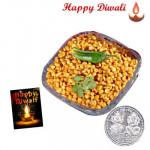 Chana Dal - Chana Dal 250 gms with Laxmi-Ganesha Coin