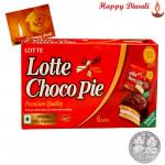 Chocopie - Chocopie with Laxmi-Ganesha Coin