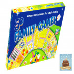 Ekta 50 Family Games