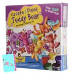 Ekta Create & Paint Teddy Bear