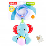 Fisher-Price Elephant Roller Rattle