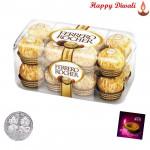 Ferrero Rocher 16 pcs with Laxmi-Ganesha Coin