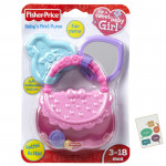 Fisher-Price Babys First Purse Rattle