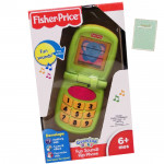 Fisher-Price Growing Baby Fun Sounds Flip Phone