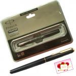 Parker Frontier Matte Black Fountain Pen