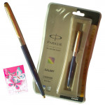 Parker Galaxy Standard Ball Pen with Gold Plated Clip