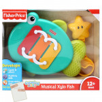 Fisher-Price Growing Baby Musical Xylo Fish