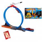 Hot Wheels Loop & Launch Playset