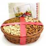 Assorted Dryfruits Basket