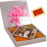 Ideal Gift Combo - Kaju Mix 500 gms, Namkeen 500 gms