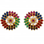 Multi Colour Studs