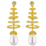Splendid Pearl Earrings