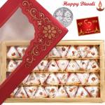 Kaju Pista Pan - Kaju Pista Pan 500 gms with Laxmi-Ganesha Coin