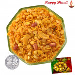 Khatta Mitha Chavana - Khatta Mitha Chavana 250 gms with Laxmi-Ganesha Coin