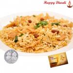 Mix Chavana - Mix Chavana 250 gms with Laxmi-Ganesha Coin