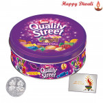 Nestle Quality Street - Nestle's Quality Street with Laxmi-Ganesha Coin