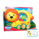 Playskool Learn 'n Pop Lion