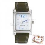 Sonata Watch White Dial Black Strap