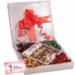 Sweet Choco Mix - Kaju Mix 500 gms, Chocolates 500 gms