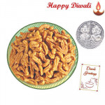 Tamtam - Tamtam 250 gms with Laxmi-Ganesha Coin
