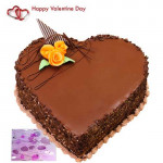 Heart for Love - Choco Heart 1 Kg + Card