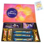 Cadbury's Celebrations and Card
