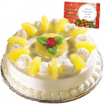 Five Star Bakery - Pina Magic 1 Kg and Card